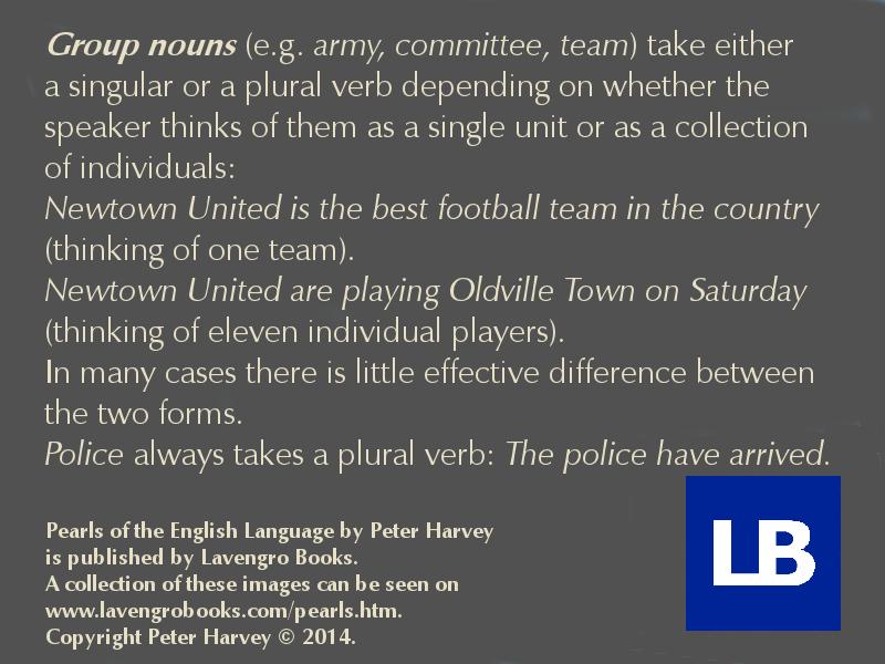 194 group nouns