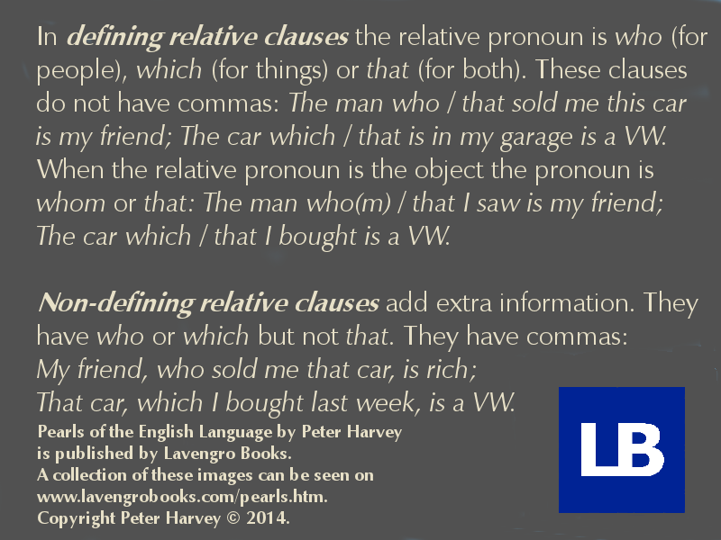 200 relative clauses