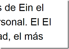 EL & EI in sans serif identical